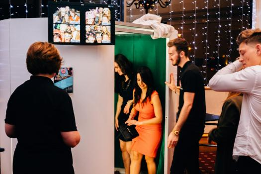 Photo Booth Hire | Find Wedding Photo Booths for hire here - HappyDonut PhotoBooths