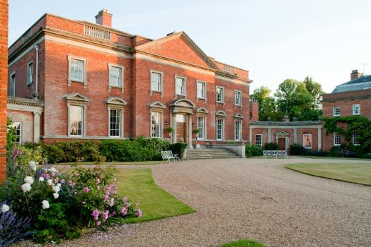 Country House Wedding Venues - Kelmarsh Hall and Gardens
