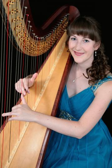 Music & Entertainment - Heather Wrighton Harpist