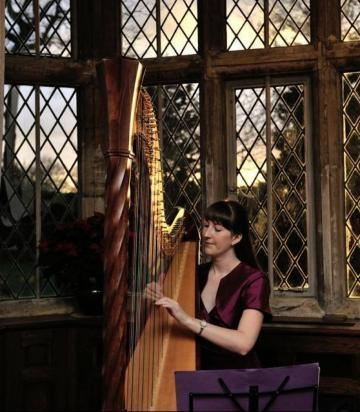 - Heather Wrighton Harpist