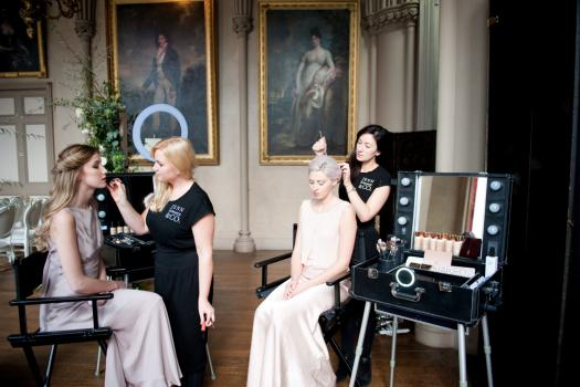 Wedding Hair and Make up  - Jenn Edwards & Co.