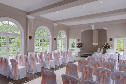 Civil Ceremony License Wedding Venues - Mercure Barony Castle