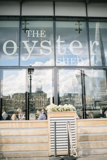 Wedding Venues London - The Oyster Shed