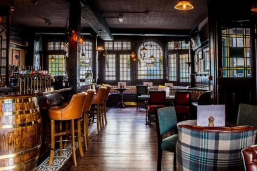 Urban Wedding Venues - Coach and Horses, Barnes