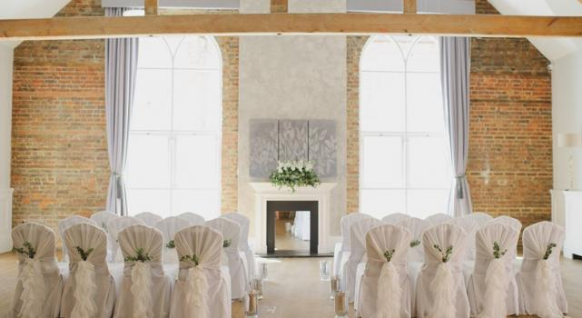 Civil Ceremony License Wedding Venues - One Warwick Park