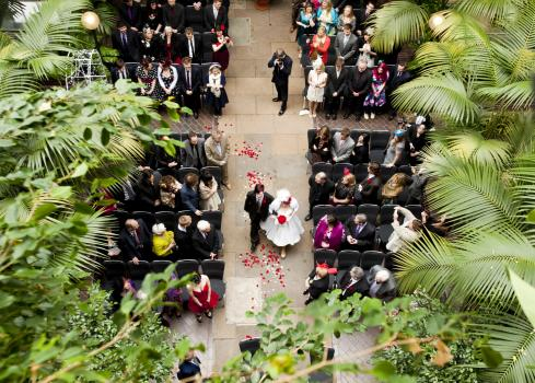 Exclusive Hire Wedding Venues - Barbican Centre