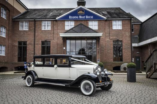 Exclusive Hire Wedding Venues - Best Western Reading Moat House