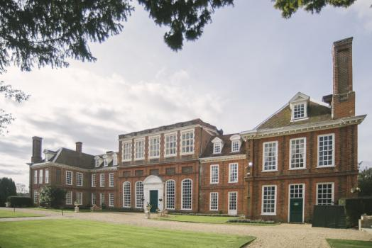 Exclusive Hire Wedding Venues - Gosfield Hall