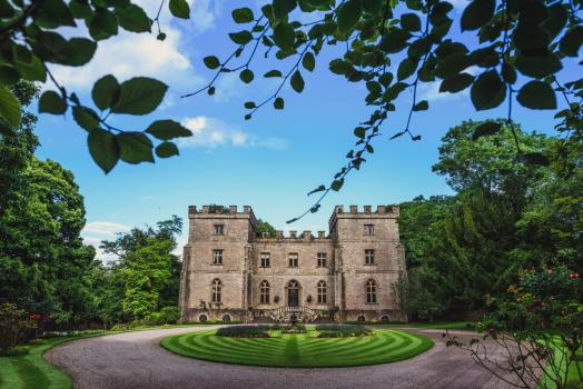 Exclusive Hire Wedding Venues - Clearwell Castle