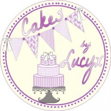 Wedding Cakes, Ideas, Inspiration and Makers - Cakes by Lucyx
