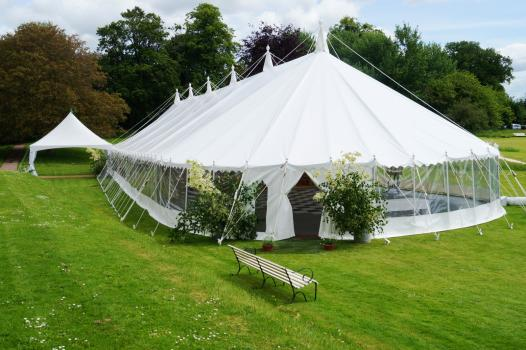 Marquee hire for Weddings - Spaceintense