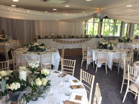Country House Wedding Venues - Hever Hotel