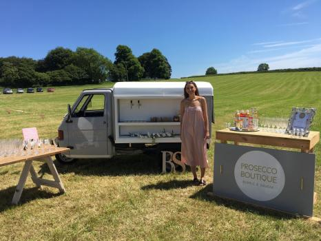 Wedding Catering  - Bubble & Squeak Prosecco Boutique