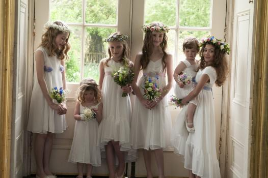 Wedding Dresses - Damselfly Flower Girls