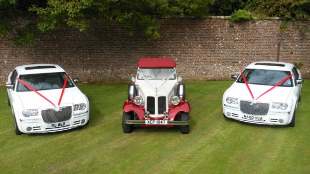 Wedding Transportation - Ayrshire Bridal Cars