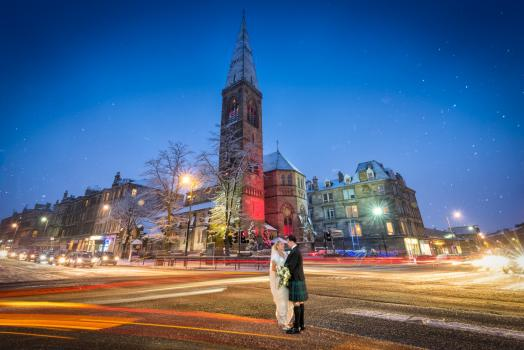 Urban Wedding Venues - Oran Mor