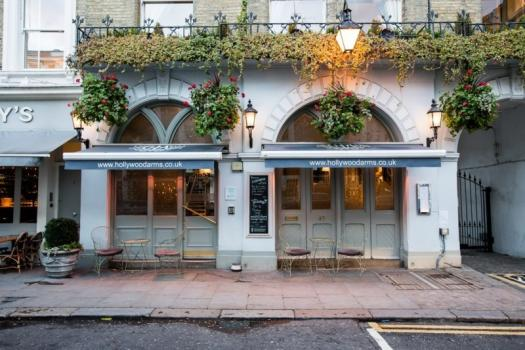 Pub Wedding Venues - Hollywood Arms