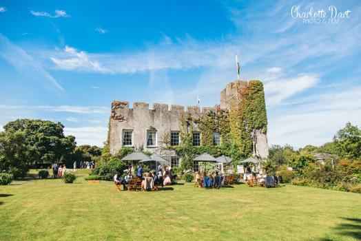 Coastal Wedding Venues - Fonmon Castle