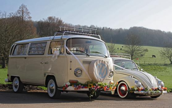 Photo Booth Hire - Bus and Bug Vintage Weddings