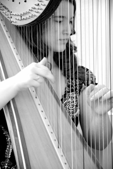 Wedding Ceremony Music - Grace Kirkby Harpist