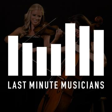 Music & Entertainment - Last Minute Musicians