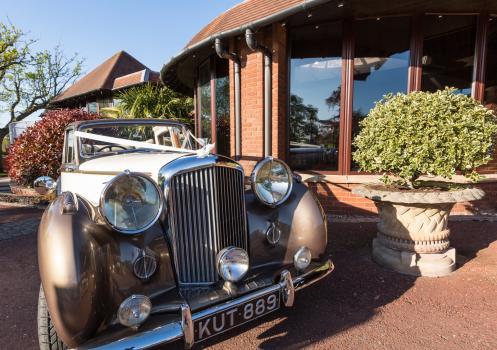 North West Wedding Venues - Barton Grange Hotel