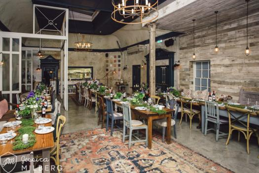 Urban Wedding Venues - The Bull & Gate