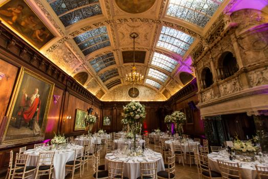 Exclusive Hire Wedding Venues - Thornton Manor Estate