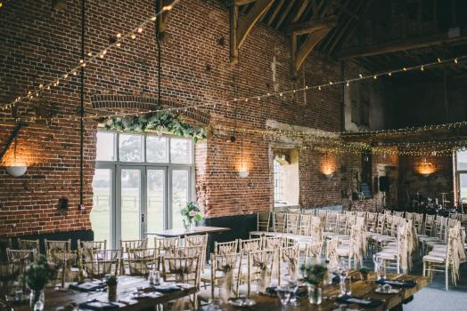Barn Wedding Venues - Godwick