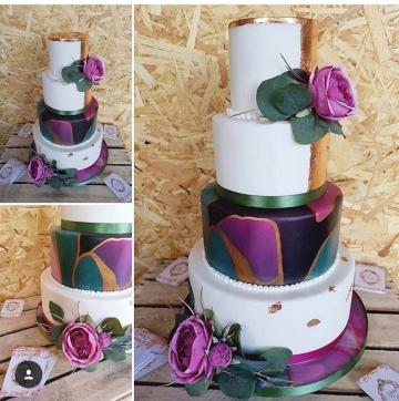 Wedding Cakes Near Me - Melanie Todd Cake Design