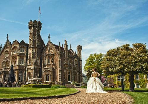 Country House Wedding Venues - Oakley Court