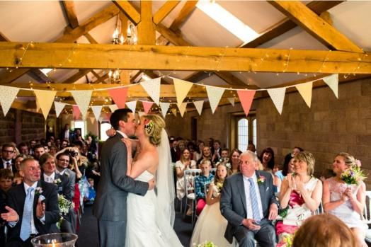 Barn Wedding Venues - Heaton House Farm
