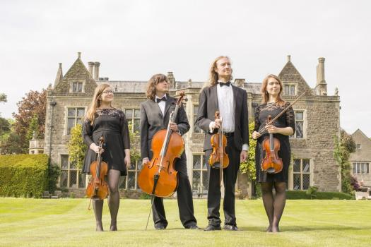 String Quartet Hire | Weddings - Aderyn String Quartet
