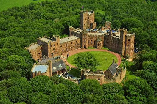 Civil Ceremony License Wedding Venues - Peckforton Castle
