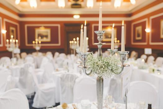 Civil Ceremony License Wedding Venues - The Royal Scots Club