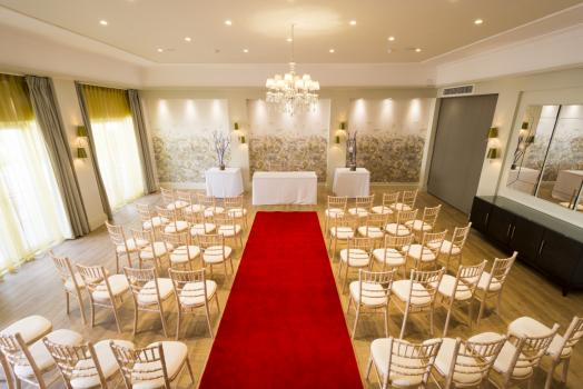 Coastal Wedding Venues - The Orchid Hotel