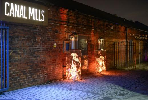 Urban Wedding Venues - Canal Mills