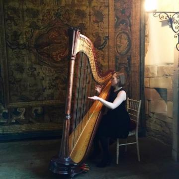 Music & Entertainment - Sophie Rocks - Harpist