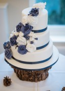 Contact Dawn at Simply Yummy Wedding Cakes now to get a quote