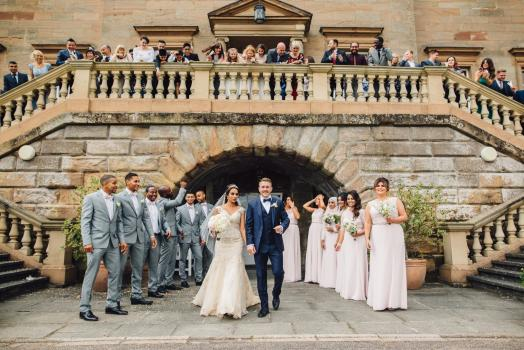 Exclusive Hire Wedding Venues - Hagley Hall