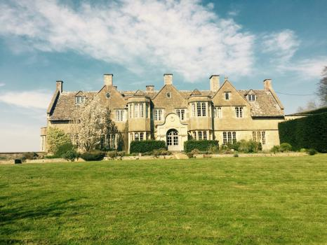 Country House Wedding Venues - Hilles House