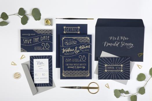 Wedding place cards - The Old Market Printing Co