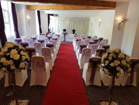 Civil Ceremony License Wedding Venues - Old Mill Hotel