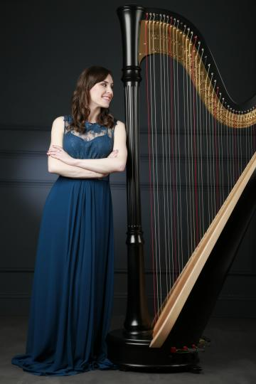 Music & Entertainment - Bethan Griffiths Harpist
