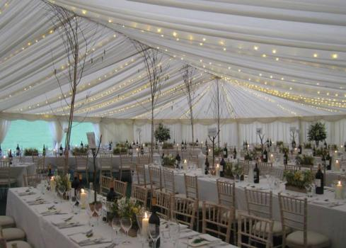 Marquee Hire - Richardson Marquees