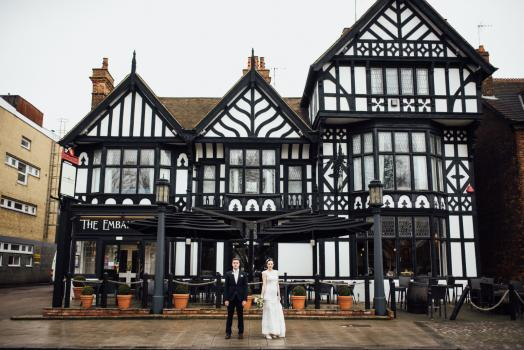 Pub Wedding Venues - The Embankment