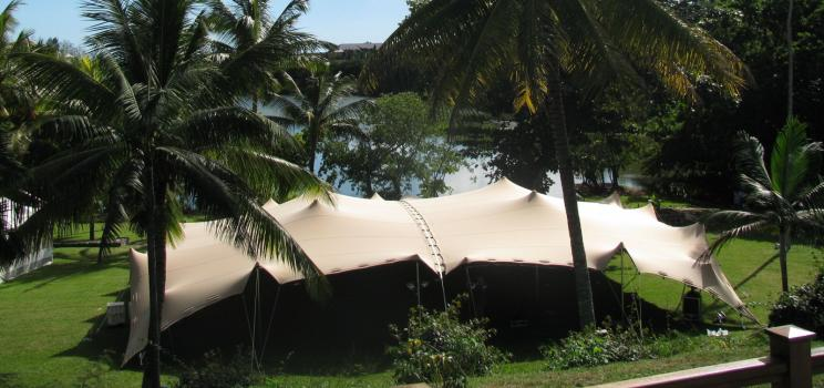 Marquee hire for Weddings - Pegged Out Events