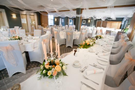 Wedding Catering  - Sonning Golf Club