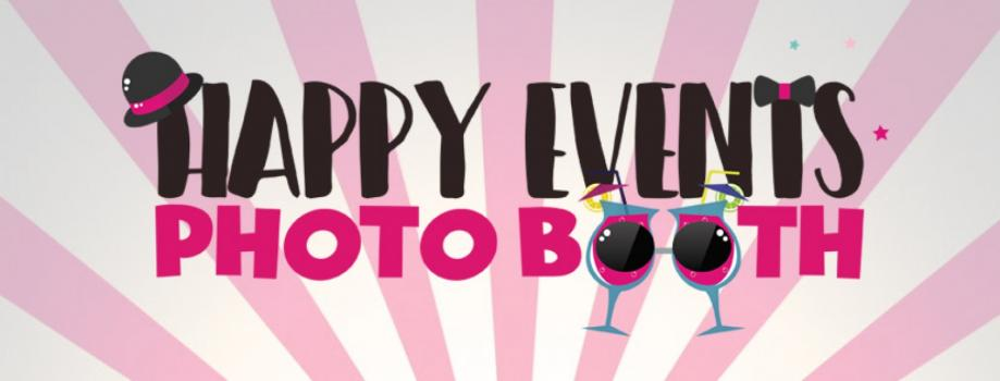 Photo Booth Hire - Happy Events Photo Booth