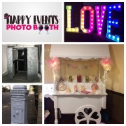 Contact Kathryn at Happy Events Photo Booth now to get a quote